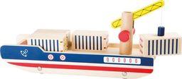 Small Foot Statek kontenerowiec do zabawy dla dzieci uniw