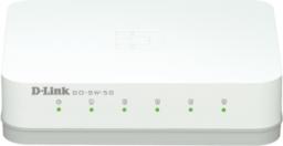 Switch D-Link GigaExpress Switch 5x1000Mbit GO-SW-5G/E