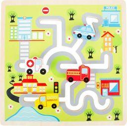 Small Foot Zabawa zręcznościowa dla dzieci Transport, puzzle uniw