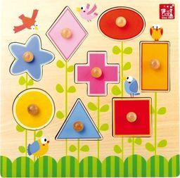 Small Foot Puzzle Kształty - Kreatywna układanka dla dzieci uniw