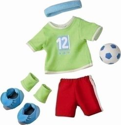 Haba Strój piłkarski dla lalki uniw