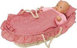Goki Kołyska/Nosidełko dla lalki uniw