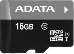 Karta ADATA MicroSDHC 16GB (AUSDH16GUICL10-R)