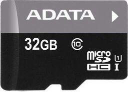 Karta MicroSD ADATA 32GB (AUSDH32GUICL10-R)