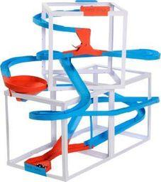 Small Foot Kulodrom  papierowy do zabawy dla dzieci 4 m, tor zjeżdżalnia dla kulek dla dzieci  uniw