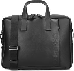 40701f24e35e0 Torba Calvin Klein Calvin Klein Elevated Logo Slim Laptop Bag - Torba Męska  - K50K503870 001 Uni