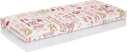 Hevea  Materac lateksowy Hevea Disney Junior Graffiti Girl Lux 200x90 uniw
