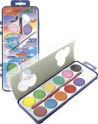 Akson Akwarele Easy dla dzieci 12 kolorów uniw