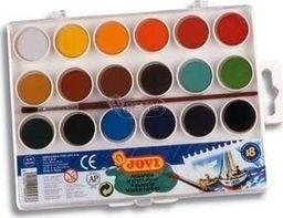 Akson Akwarele dla dzieci JOVI 18 kolorów uniw