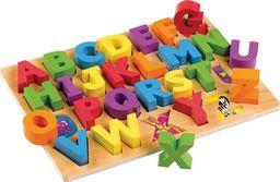 BigJigs Puzzle  alfabet dla dzieci ABC , nauka czytania i literek  uniw