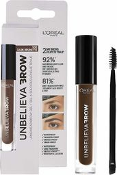 L'Oreal Paris Tusz do brwi Paris Unbelieva Brow 108 Dark Brunette 3.4ml