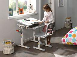 Vipack Vipack COMFORTLINE  biurko dla dziecka z  krzesłem - zestaw SILVER uniw
