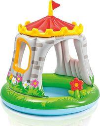Intex Mini basen zamek królewski w pudełku