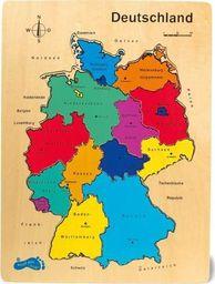 Small Foot Puzzle Mapa  Niemcy dla dzieci uniw