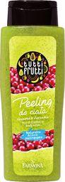 Farmona Kriaušių ir spanguolių kvapo kūno šveitiklis Farmona Tutti Frutti moterims 100 ml