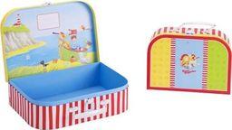 Goki Zestaw walizek dla dzieci Peggy Diggledey  uniw