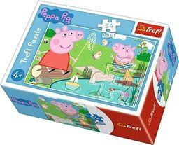 Trefl Puzzle Wesoły dzień Świnki Peppy 1