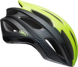BELL Kask Formula czarno-zielony r. L