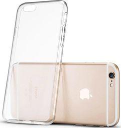 Hurtel Żelowy pokrowiec etui Ultra Clear 0.5mm iPhone XS / X przezroczysty uniwersalny