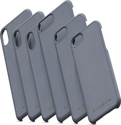 Nordic Elements Nordic Elements Original Gefion - Etui Iphone Xs Max Z Prawdziwym Drewnem Klonowym (mid Grey)