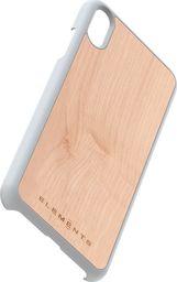 Nordic Elements Nordic Elements Original Gefion - Etui Iphone Xs Max Z Prawdziwym Drewnem Klonowym (light Grey)