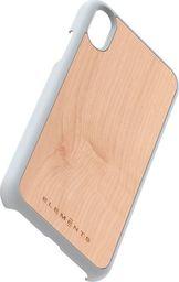 Nordic Elements Nordic Elements Original Gefion - Etui Iphone Xr Z Prawdziwym Drewnem Klonowym (light Grey)