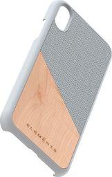 Nordic Elements Nordic Elements Original Hel - Etui Iphone Xr Z Prawdziwym Drewnem Klonowym (light Grey)