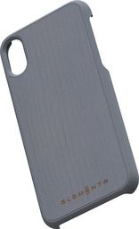 Nordic Elements Nordic Elements Original Gefion - Etui Iphone Xs / X Z Prawdziwym Drewnem Klonowym (mid Grey)