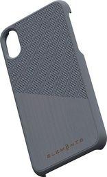 Nordic Elements Nordic Elements Original Hel - Etui Iphone Xs / X Z Prawdziwym Drewnem Klonowym (mid Grey)