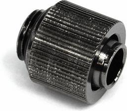 "Alphacool 1/4"", 13/10mm - czarna niklowana (62141)"