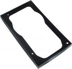 SilverStone Podkładka antywibracyjna pod zasilacz Czarna (FS-PSU-B)