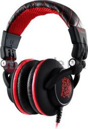 Słuchawki Thermaltake eSports Chao Dracco (HT-DRA007OERE)
