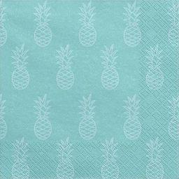 Party Deco Serwetki papierowe, Aloha, 33x33 cm., 20 szt. uniwersalny