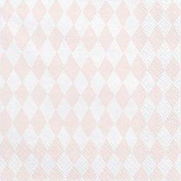 Party Deco Serwetki papierowe, Jednorożec, 33x33 cm., 20 szt. uniwersalny
