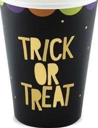 Party Deco Kubeczki papierowe Halloween - Hocus Pocus, 6 szt. uniwersalny