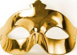 Party Deco Maska imprezowa, karnawał, złota uniwersalny