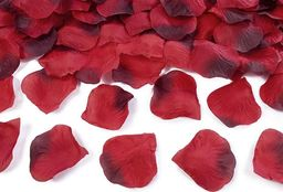 Party Deco Płatki róż, czerwone, 100 szt. uniwersalny