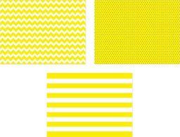 Party Deco Podkładka papierowa, Pszczółka, mix, 40x30 cm, 6 szt. uniwersalny