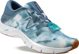 New Balance Buty damskie WX711SP2 biało-niebieskie r. 36.5