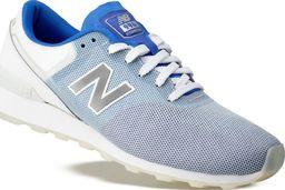 New Balance Buty damskie WR996RBB biało-niebieskie r. 37.5