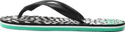 Adidas Japonki damskie Adisun W  czarno-zielone r. 37 (M19438)