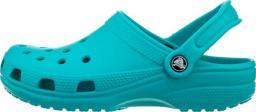 Crocs Klapki Classic Turquoise r. 45-46 (10001-440)
