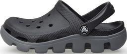 Crocs Klapki damskie  Duet Sport Clog Black/Charcoal r. 36-37 (11991-070)