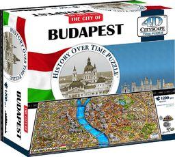 4D City 4D Puzzle Budapeszt (GK2008)