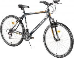 """Kreativ Rower górski  2603 26"""" - model 2019 Czarny"""