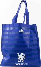 Adidas Torba sportowa Chelsea FC Jersey Bag niebieska (V86577)