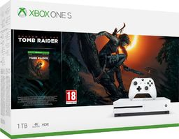 Microsoft XONE S 1TB + Shadow of the Tomb Raider