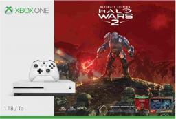 Microsoft Xbox One S 1TB + Halo Wars 2 Ultimate Edition