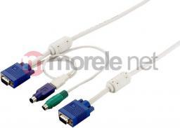 Kabel KVM LevelOne ACC-2101