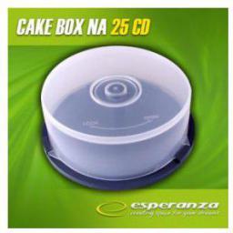 Esperanza Pudełko Cake Box na 25 CD - PAKOWANE W WOREK ( 3002 )